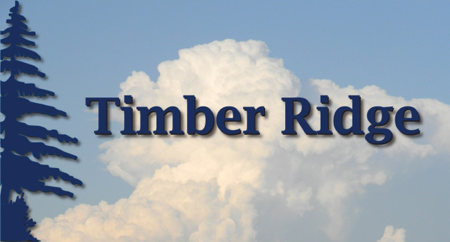 Timber Ridge residential community