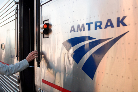 Amtrak stops in Whitefish