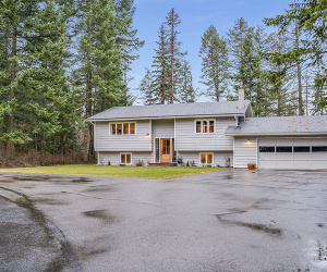 Beautifully updated Whitefish home